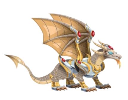 Cara Mendapatkan Naga Elfic Dragon City