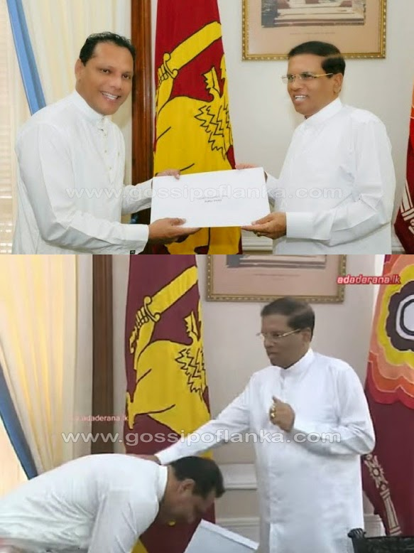 Dayasiri Jayasekara appointed as a SLFP organizer