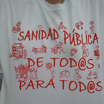 Sanidad pblica de tod@s para tod@s