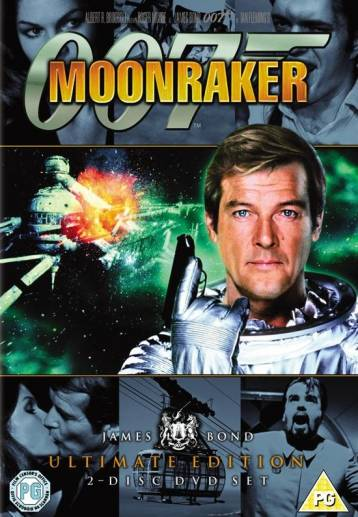 James Bond 007 – Moonraker