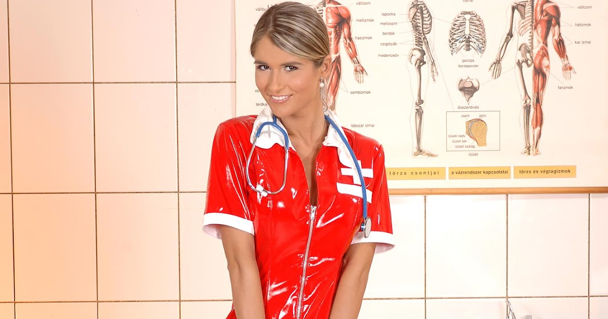Nessa Devil Gallery: Сексапильная медсестра