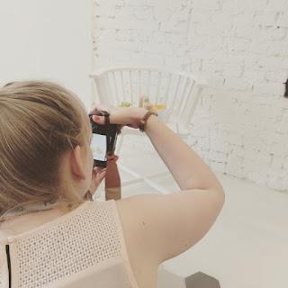 Fotoshooting bei Anne von Frisch Verliebt