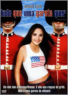 Download - Tudo Que Uma Garota Quer DVDRip - AVI - Dual Áudio