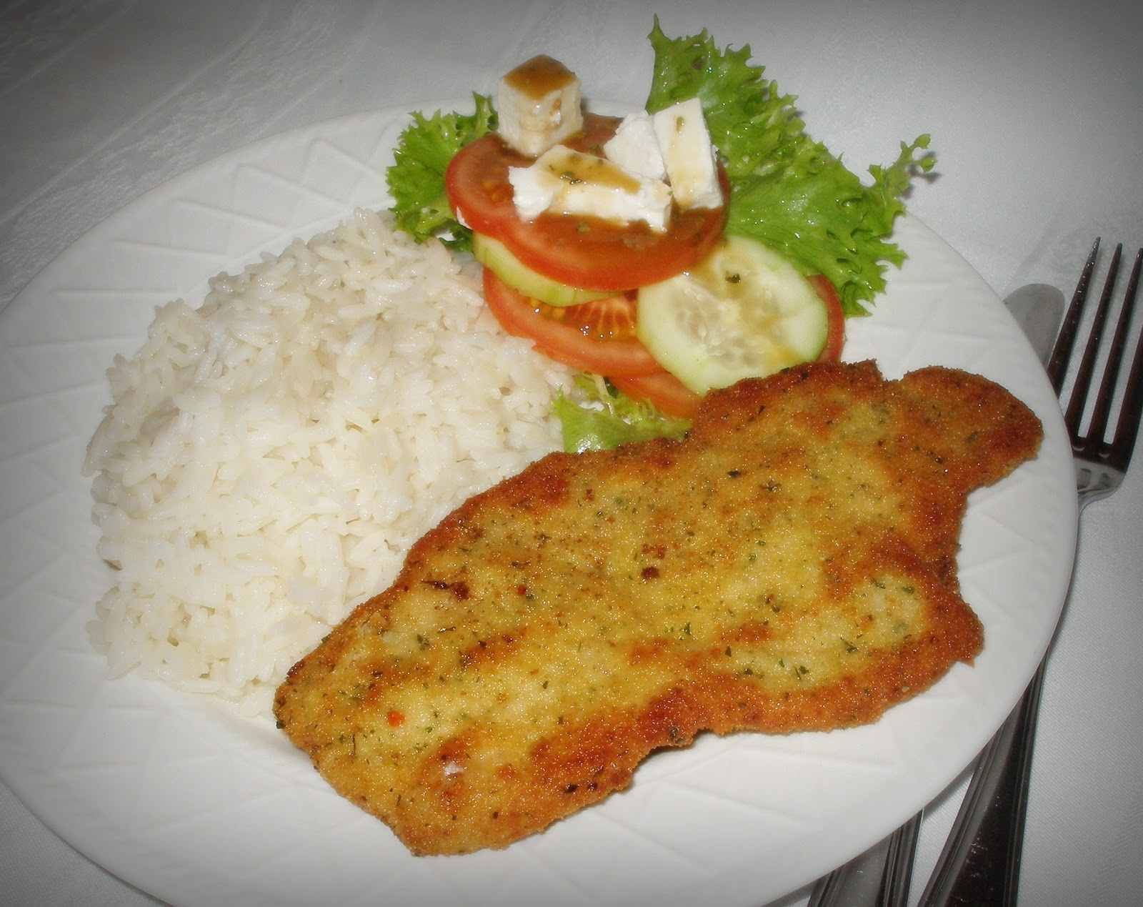 Pork Schnitzel | Azoresgal~Life on an Island