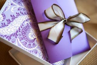 luxurious invitations