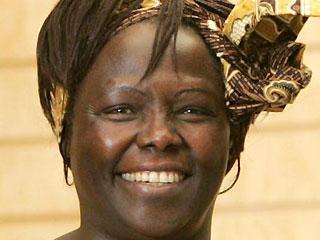 Wangari Maathai muere una auténtica heroína africana