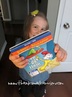 Dr. Seuss DVD