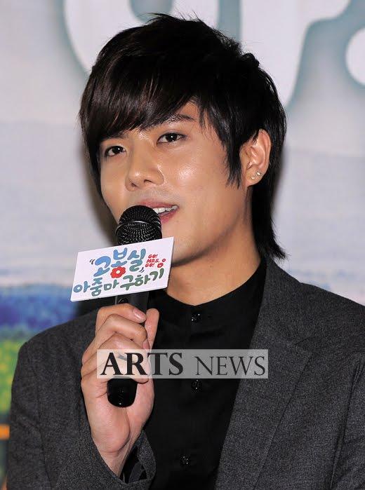 """[DRAMA] 23/08/2011 - Kim KyuJong @ """"Saving Mrs. Go BongShil"""" 22"""