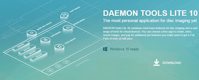 Download Daemon Tools Lite 10.1.0