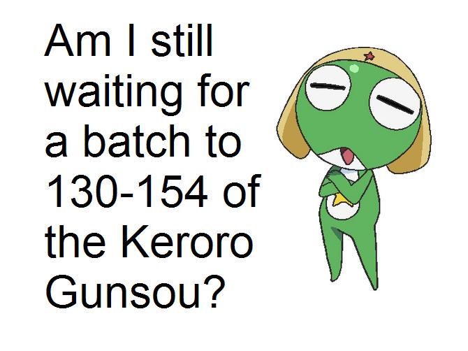 Keroro Gunsou AFGS