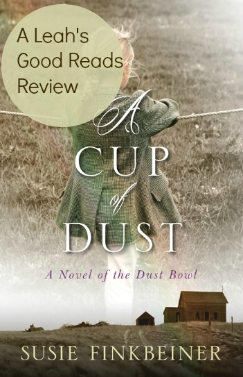 Review of A Cup of Dust by Susie Finkbeiner