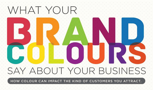 Image: What your Brand Colours Say About your Business?