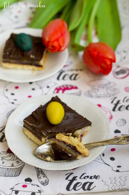 Mazurek czekoladowy przepis