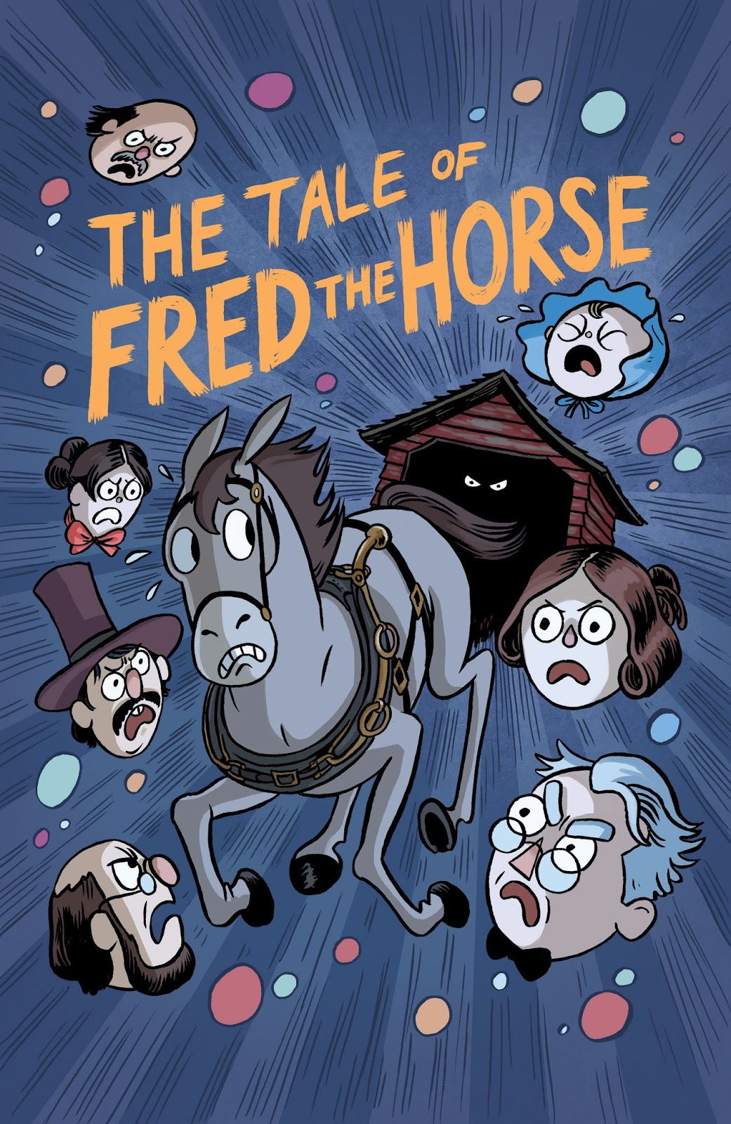 issue 2 takes place between episodes 4 and 5 and features the backstory of fred the horse who joined our protagonists when they left the tavern at the end - Over The Garden Wall Episode 2
