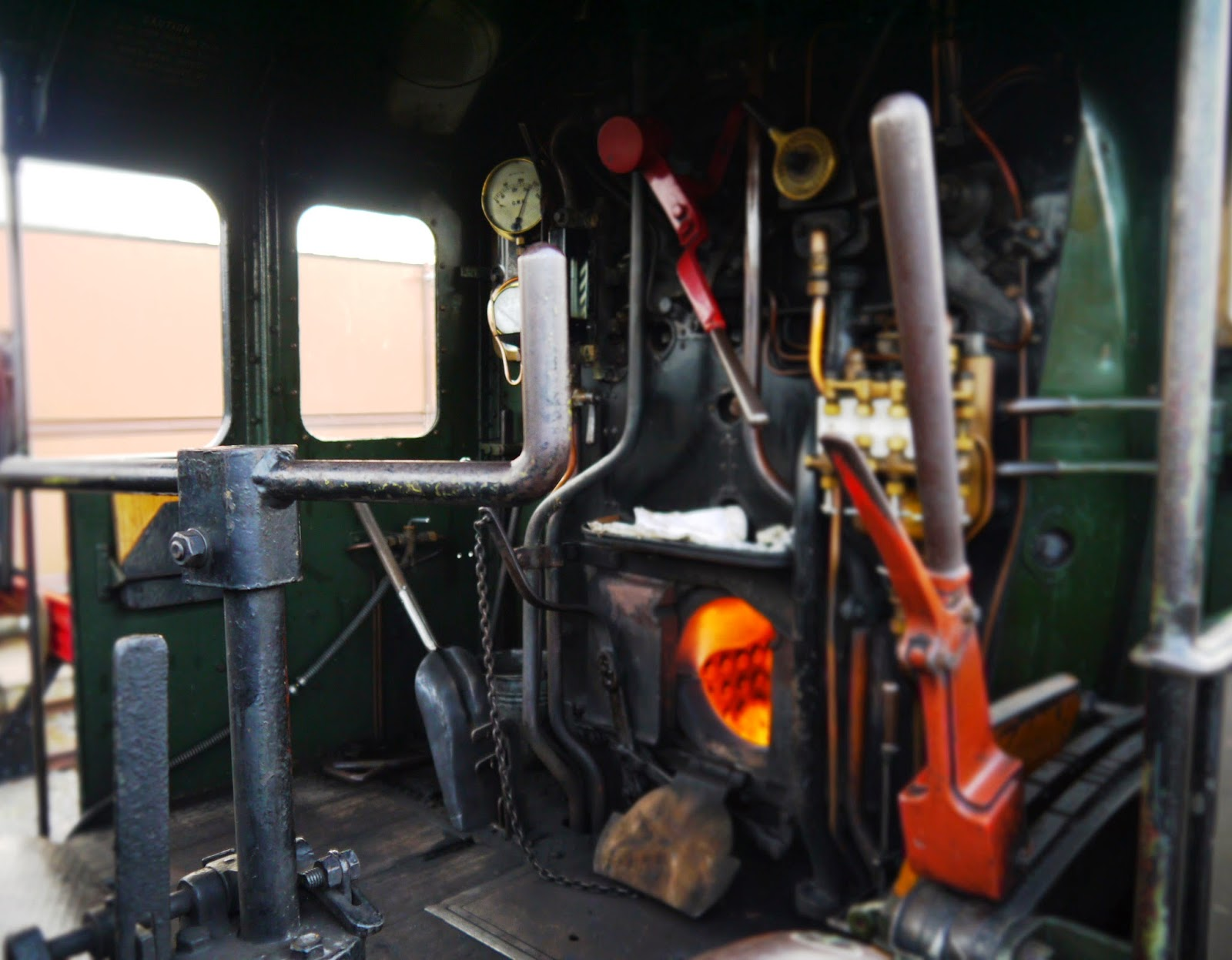 Engine Firebox