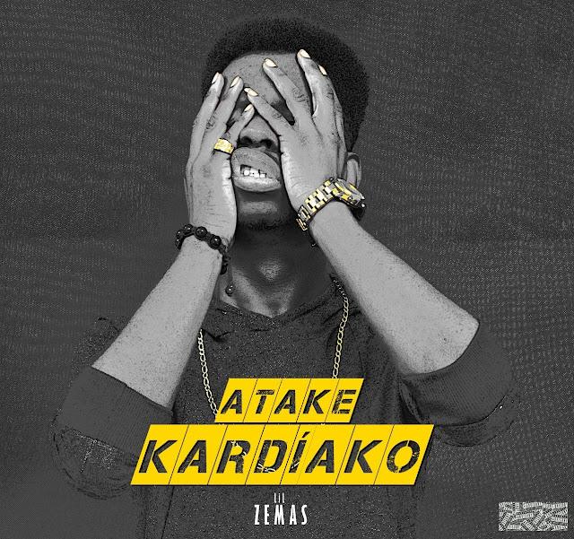 Lil Zemas Lança O Seu (EP) Intitulado Atake Kardíako.