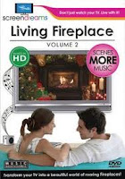 Screen Dreams Living Fireplace Volume 2