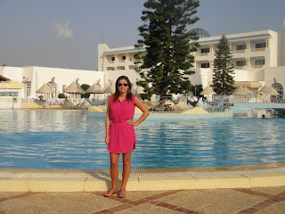 Tunisia, Monastir, Holiday Pictures in Tunisia, Holiday Outfits, Beach Cover Ups
