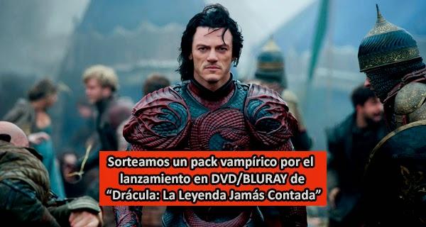 """Concurso """"Drácula: La Leyenda Jamás Contada"""""""