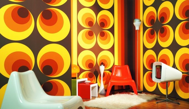Interior design tips for 70s apartment design