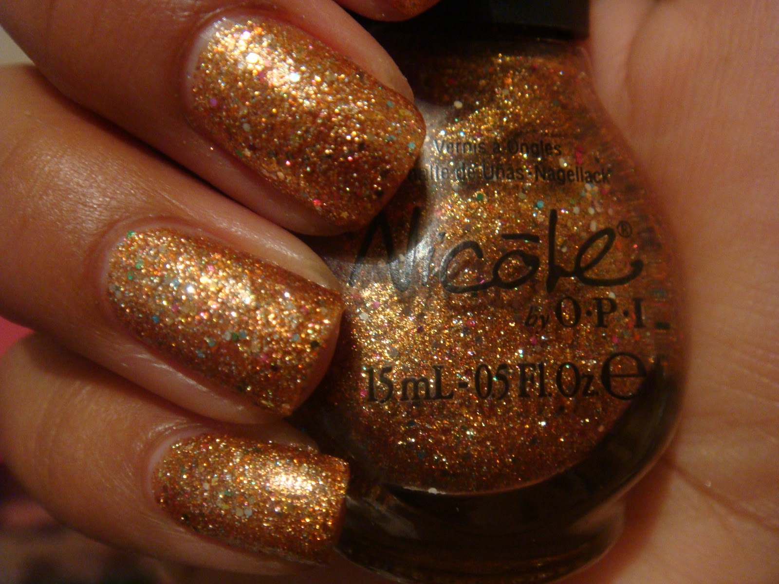 The Lacquer Room: Kardashian Kolor Holiday Nicole by OPI: Disco ...