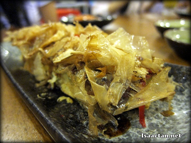 Okonomiyaki RM4.50