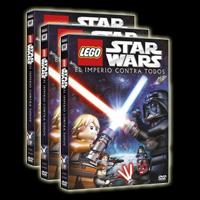 Sorteamos 3 DVD de 'Lego Star Wars: El imperio contra todos'