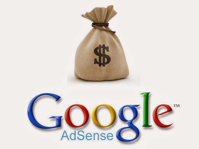 Google AdSense; more like 'NoSense' or 'NonSence'