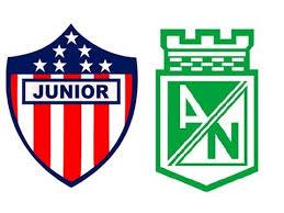 Atlético Junior vs Atlético Nacional