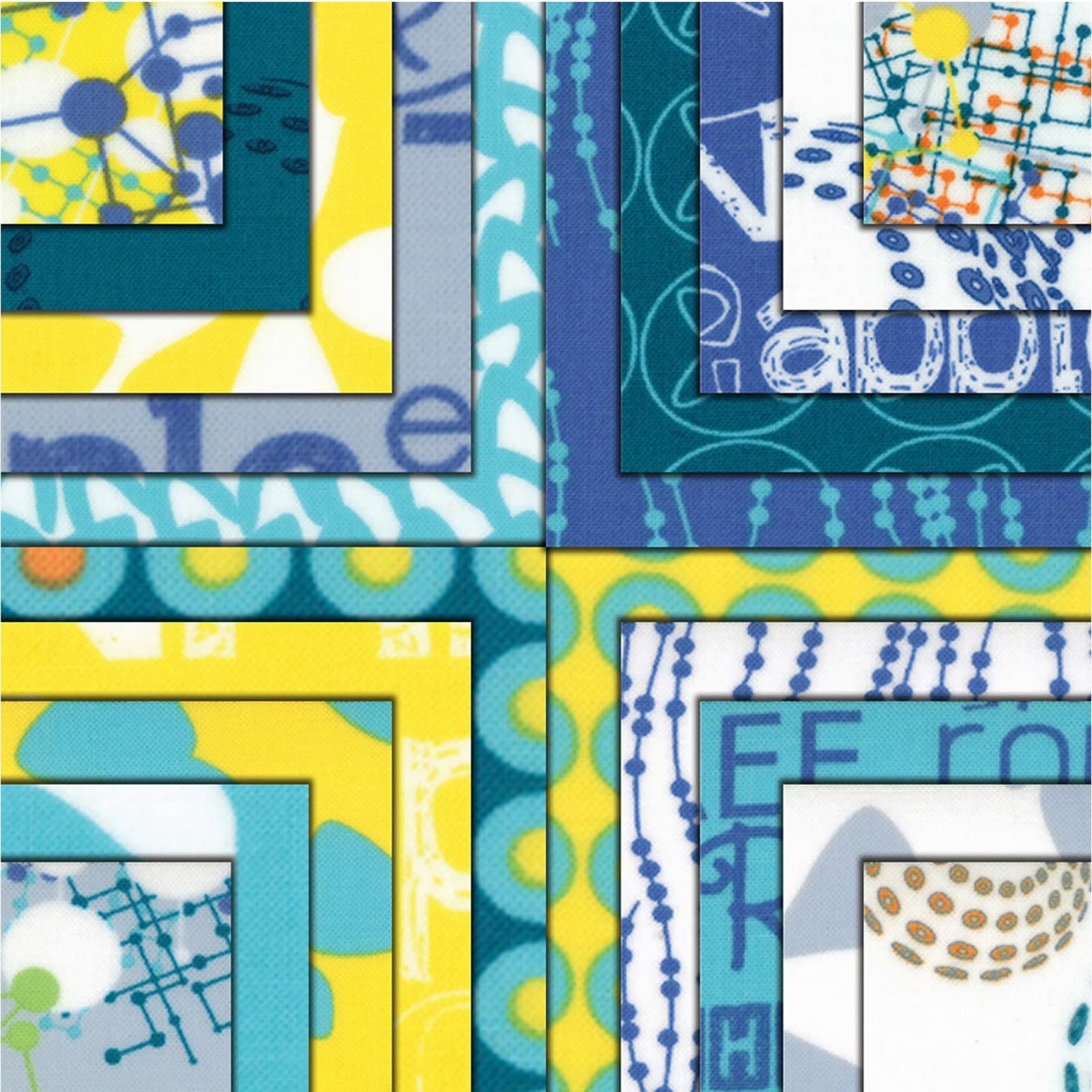 Moda SPHERE Quilt Fabric by Zen Chic