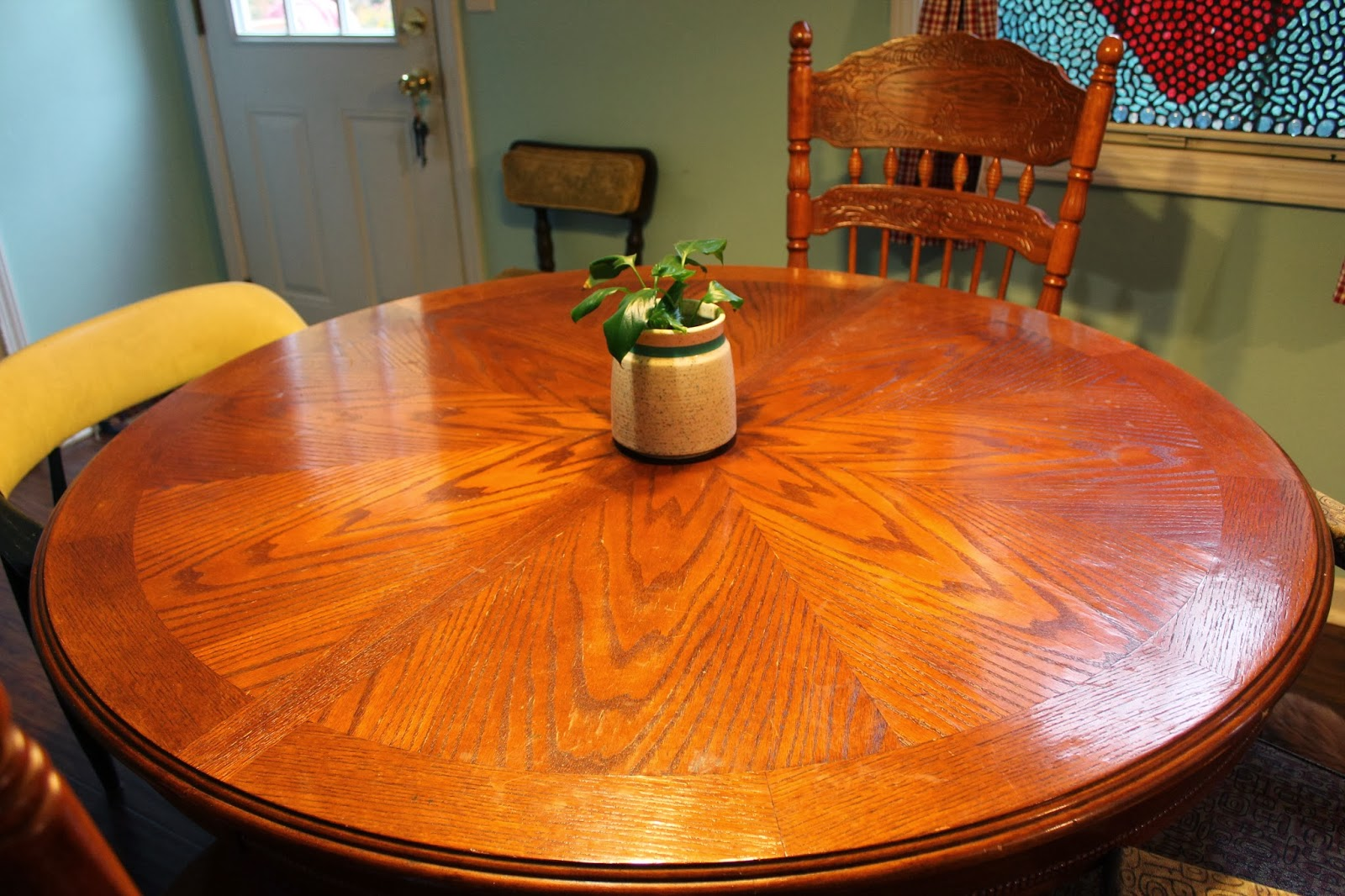 Places To Kitchen Tables Upcycled Downriver Kitchen Table Makeover Tutorial Part 1