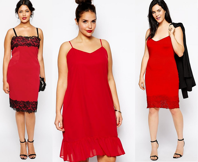 10 perfect plus size valentines day dresses under 50. plus size ...
