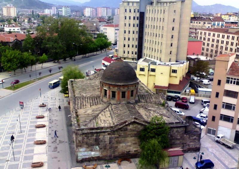 Կեսարիայի հայկական Սբ Աստվածածին եկեղեցին կգործի որպես գրադարան