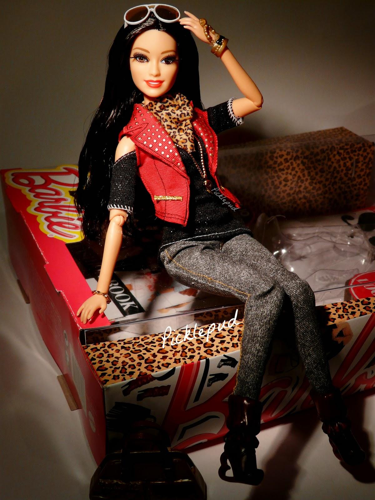 Барби мода стиль фото