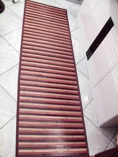Passatoie in bamboo da cucina bagno ingresso tappeti - Tappeto cucina bamboo ...