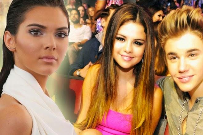 Selena Gomez dumped Justin Bieber because of Kendall Jenner