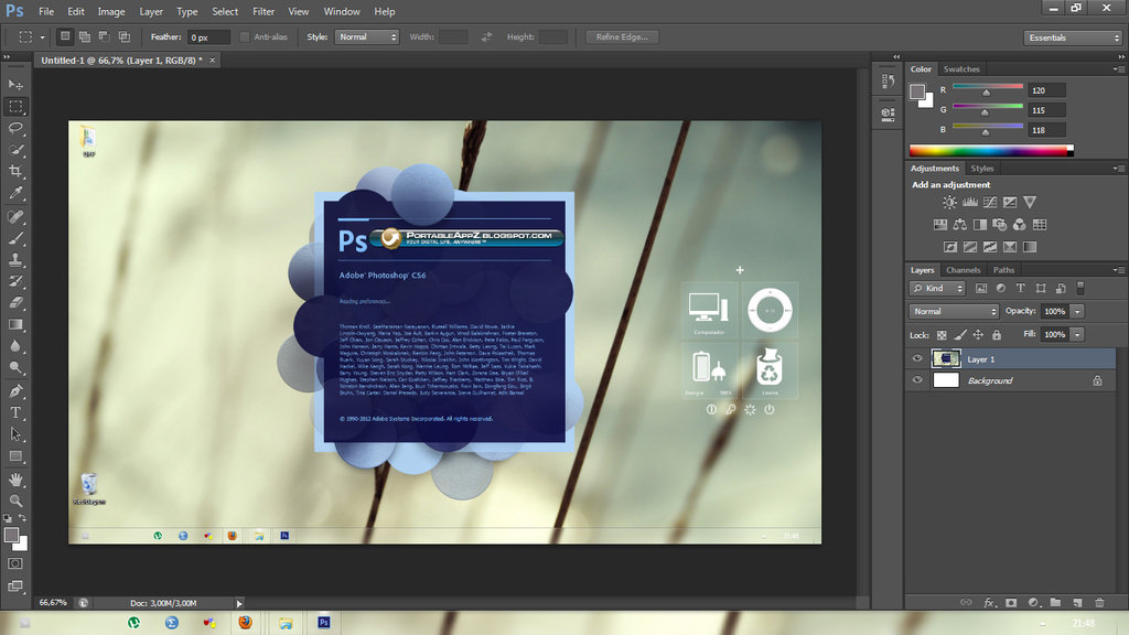 free download photoshop cs6 portable for windows 7