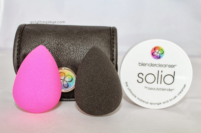 Beauty blender duo kit with solid cleanser, girly things by *e*