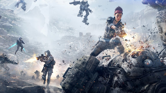 Titanfall Game Battle 7h
