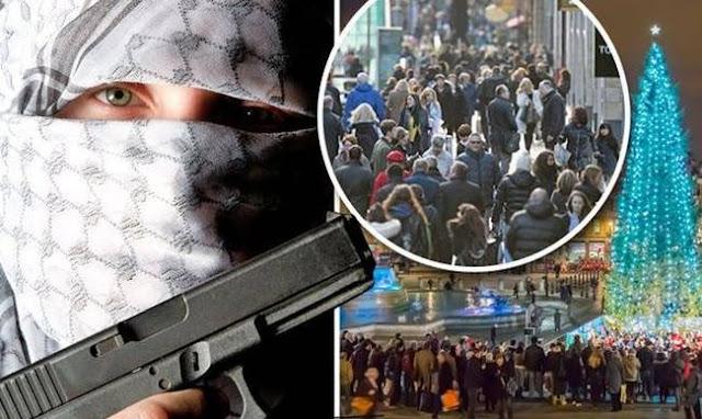 Europol: Προβλέπει τρομοκρατική επίθεση στην Ευρώπη μέσα στις γιορτές..