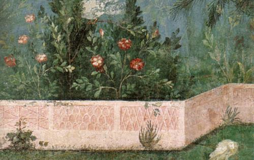Decomondo affreschi della villa di livia for Foto di decorazione della casa del cottage