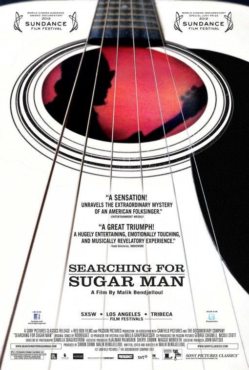 Watch Searching for Sugar Man Movie Online Free 2012