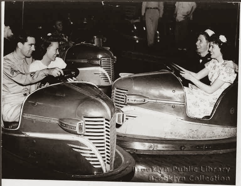 Ronnie Michael and Tommy Mondello driving on Rockland Ave  LoL