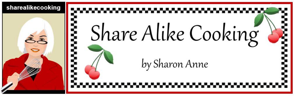 Share Alike Cooking