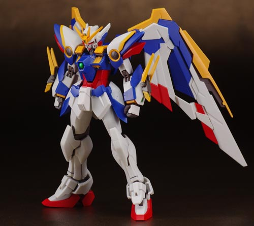 Robot Damashii (Side MS) Wing Gundam EW
