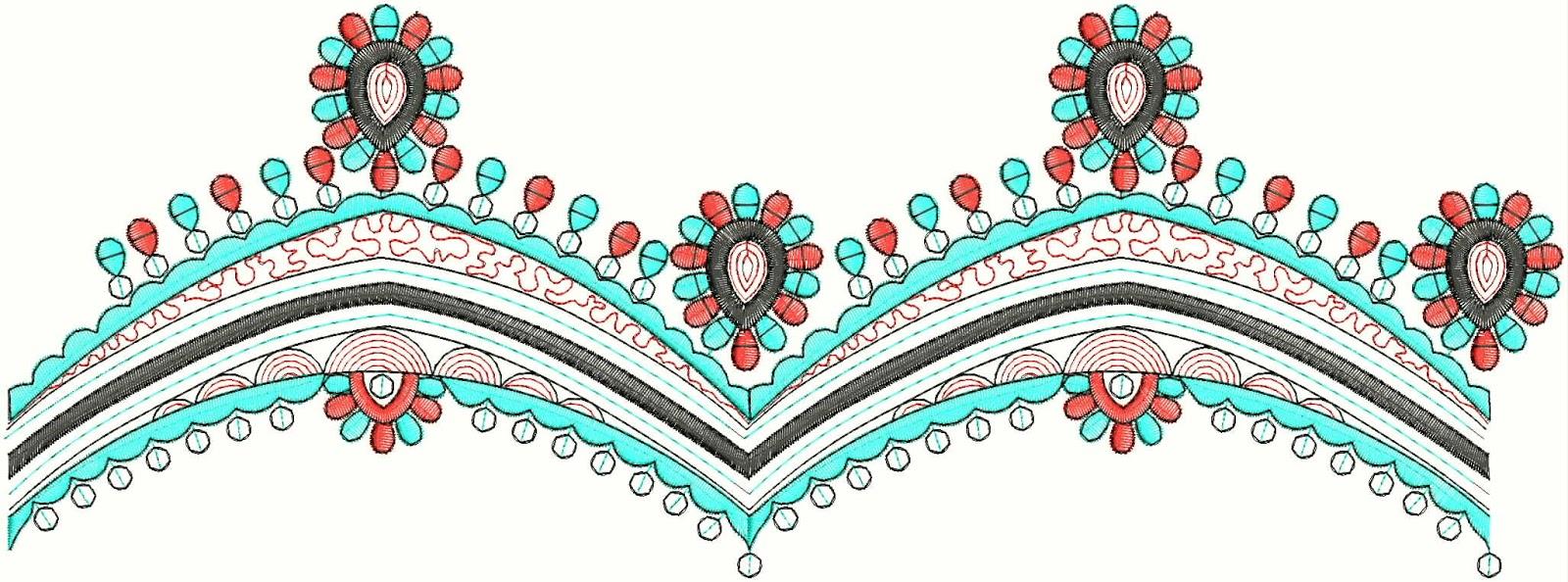 Latest Designs Border free download Lace Creative Border Lace Designs