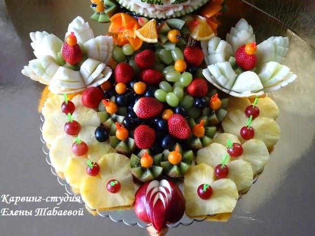заказ фруктовых композиций южно-сахалинск
