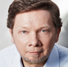'Say yes to what is': Brilliant Eckhart Tolle Talk (clic pic)