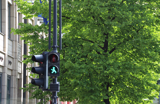 binedoro Blog, Berlin, Städtetrip, Städtereise, Ampel