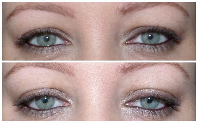 Everyday Make Up Look With Silvered Topaz Quad From Tom